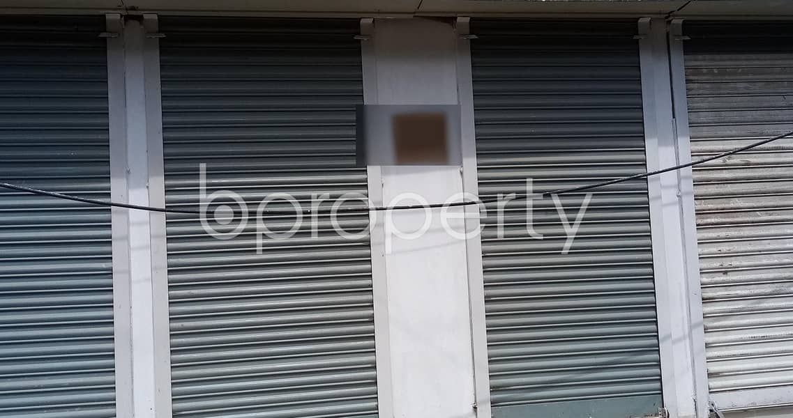 130 Square Feet Shop Is Up For Rent In Ibrahimpur
