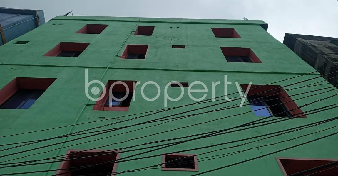 Grab This 500 Sq Ft Flat For Rent In South Halishahar Ward