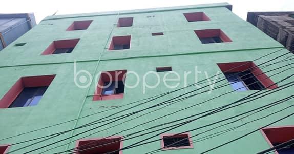 500 Sq Ft Flat Is For Rent At South Halishahar Ward