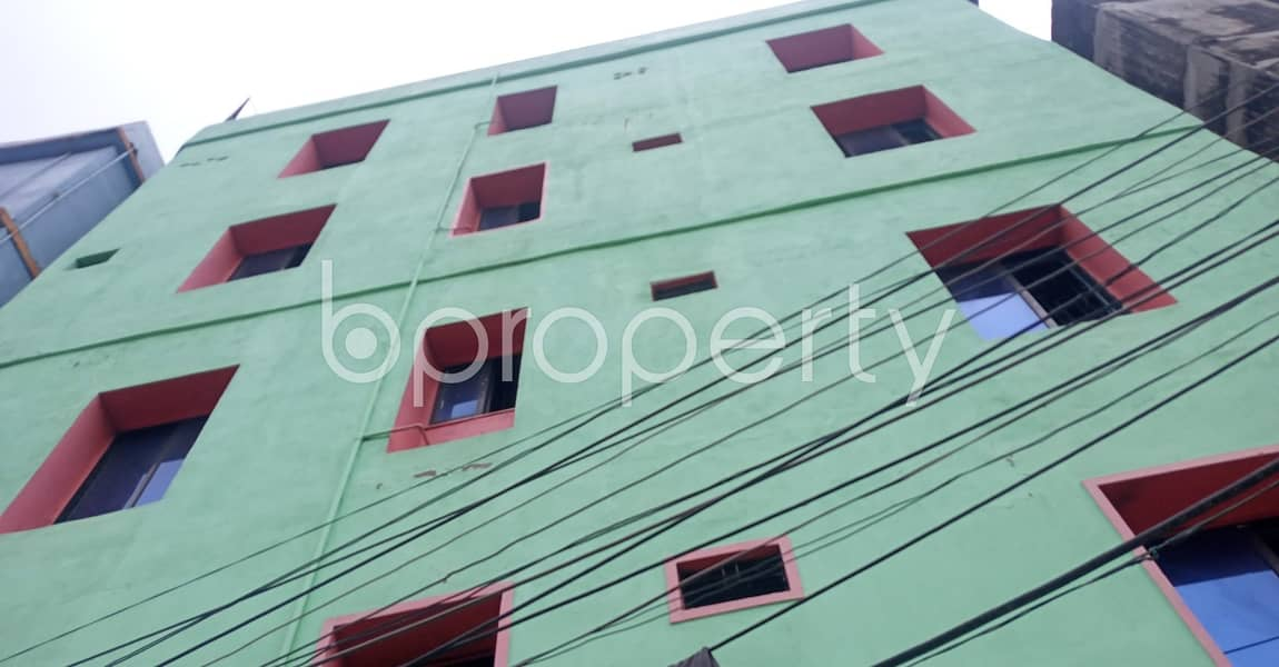 Rent This 500 Sq Ft Flat In Halishahar Ward
