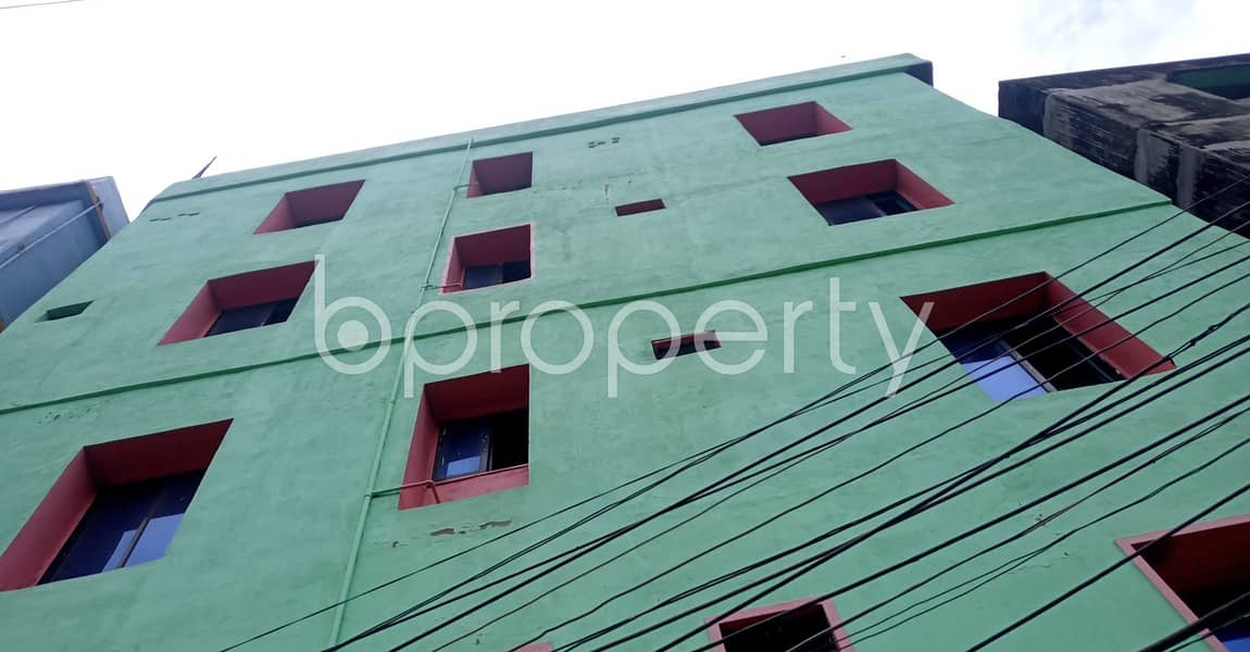 500 Sq Ft Flat Is Ready For Rent In South Halishahar Ward