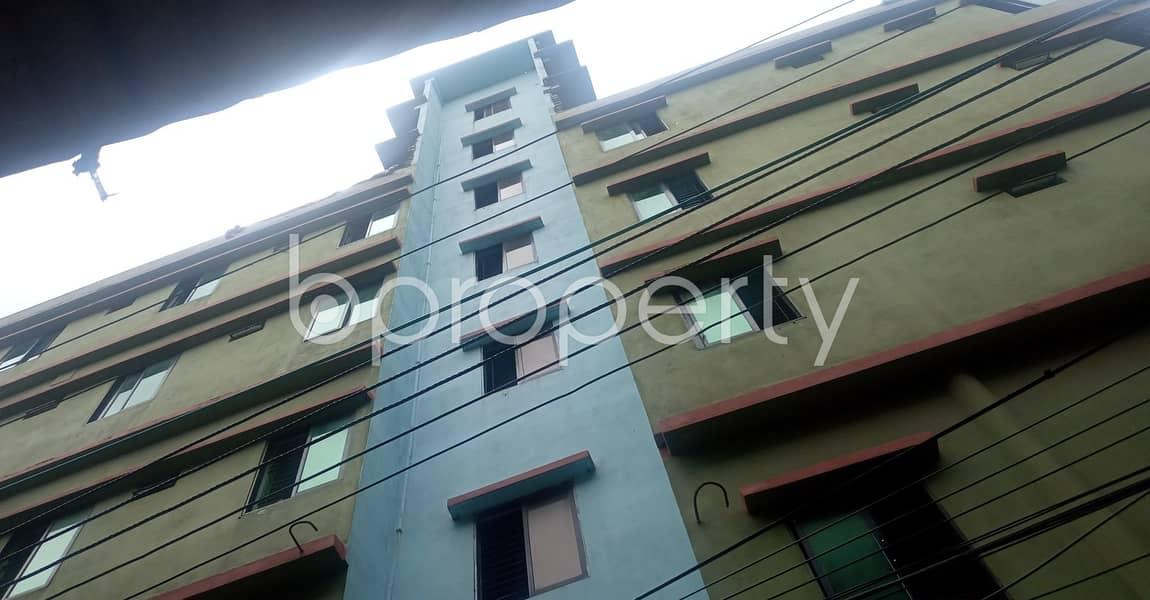 View This 500 Sq Ft Flat For Rent At Halishahar