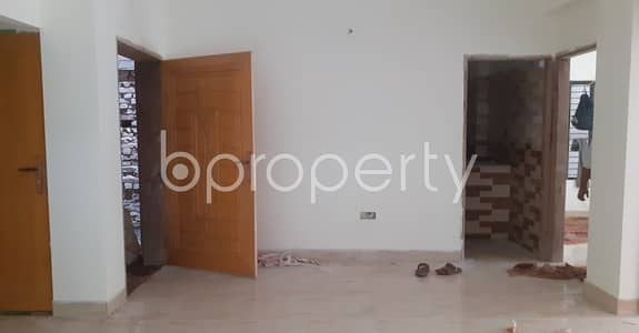 Choose your destination, 1400 SQ FT flat which is available to Rent in Khulshi