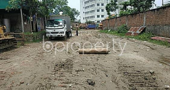 ভাড়ার জন্য এর প্লট - সাভার, ঢাকা - 17 Katha Plot Is Up For Rent In Savar