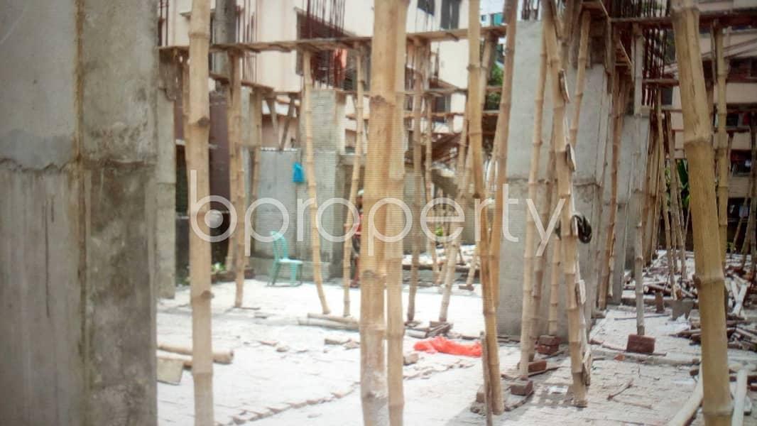 সাধ্যের মধ্যে পছন্দের আবাসনের সন্ধান দিতে বাসাবো এলাকায় ১২৫০ বর্গফুটের একটি অ্যাপার্টমেন্ট বিক্রয় করা হবে