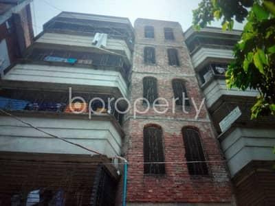 ভাড়ার জন্য এর অফিস - বাসাবো, ঢাকা - This Vacant Office Space Of 750 Sq Ft Situated In North Bashabo, Is Up For Rent