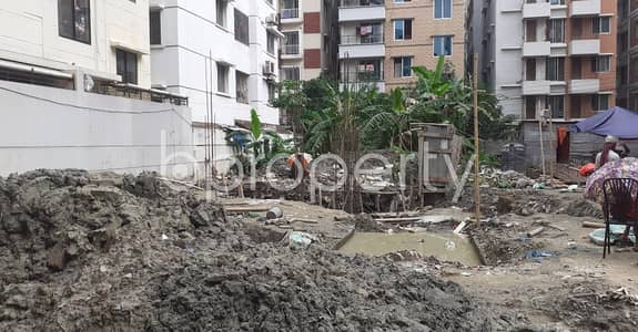 3 Bedroom Flat for Sale in Bashundhara R-A, Dhaka - Nicely Planned 1600 Sq Ft Flat Is Up For Sale In Bashundhara R-a