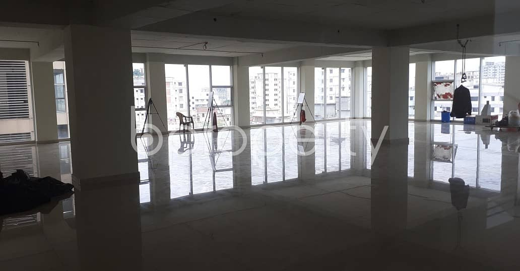 Commercial office Area Of 4235 Sq Ft Is Up For Rent In Dhanmondi