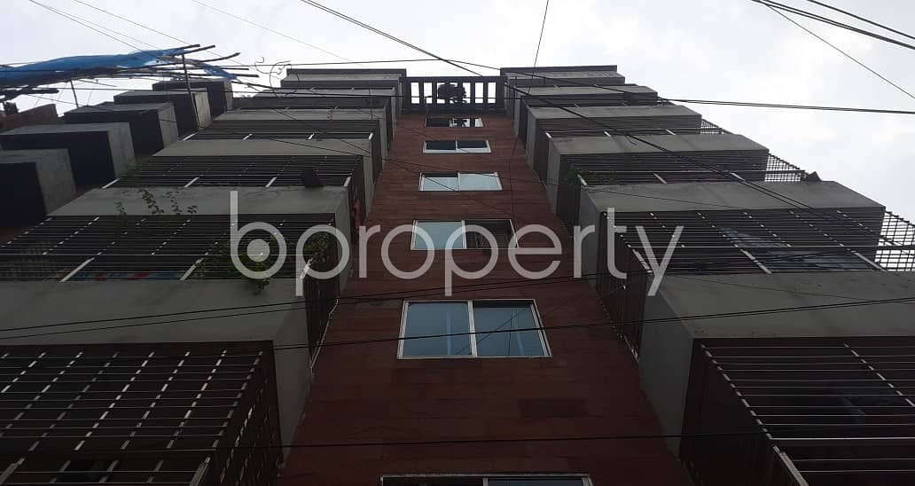 350 Square Feet Commercial Office Is Up For Sale At Banasree