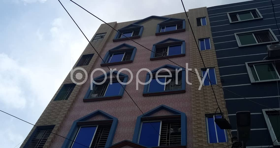 Grab This 650 Square Feet Apartment For Sale In Mirpur