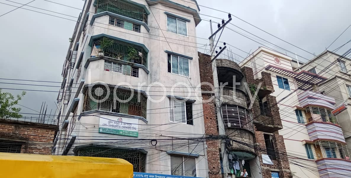 Wonderful 1200 SQ FT flat is available to Rent in Halishahar