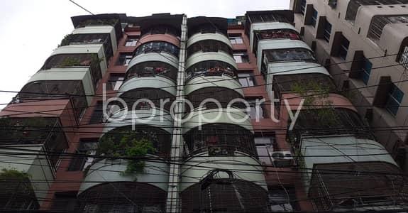 3 Bedroom Flat for Sale in Dhanmondi, Dhaka - A Nice Apartment Of 1280 Sq Ft Is For Sale In Dhanmondi