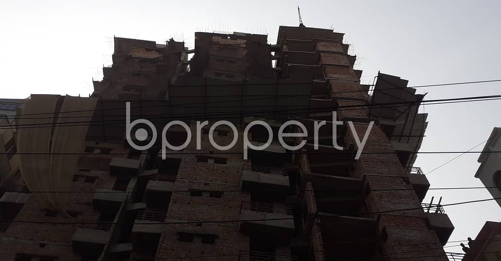 Visit This Nice Flat In Mugdapara That Is Available For Sale