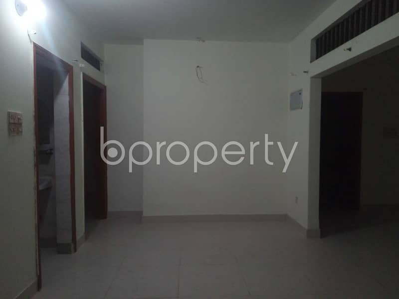 An Apartment Is Ready For Rent At Panchlaish, Near Sugandha R/a City Corporation Jame Masjid