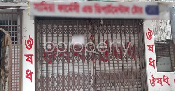 Shop for Rent in Dhanmondi, Dhaka - A Nice Shop Of 154 Sq Ft Is Up For Rent In Dhanmondi