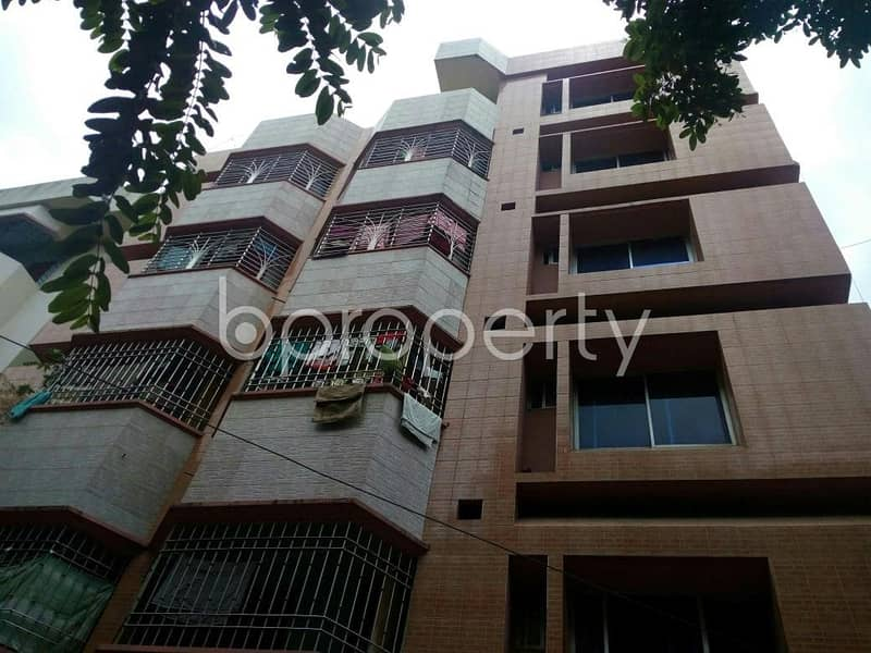 In the fine location of Chatogram a 1200 SQ Ft apartment is all set for sale near to Chatogram Residential School & College Chandgaon Campus