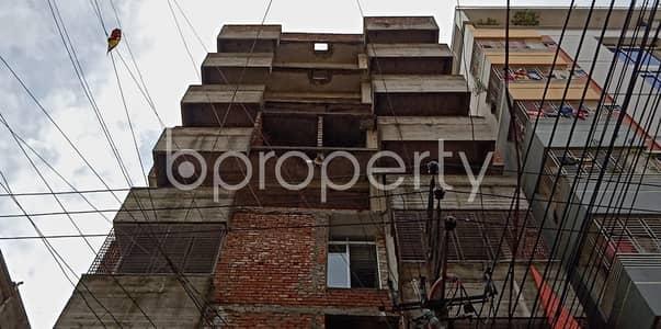 3 Bedroom Flat for Sale in Banasree, Dhaka - 1100 Sq Ft Flat Is Up For Sale In South Banasree
