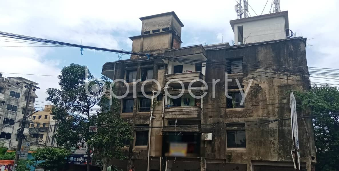 This 200 Sq Ft Commercial Shop Is Ready For Rent At Halishahar