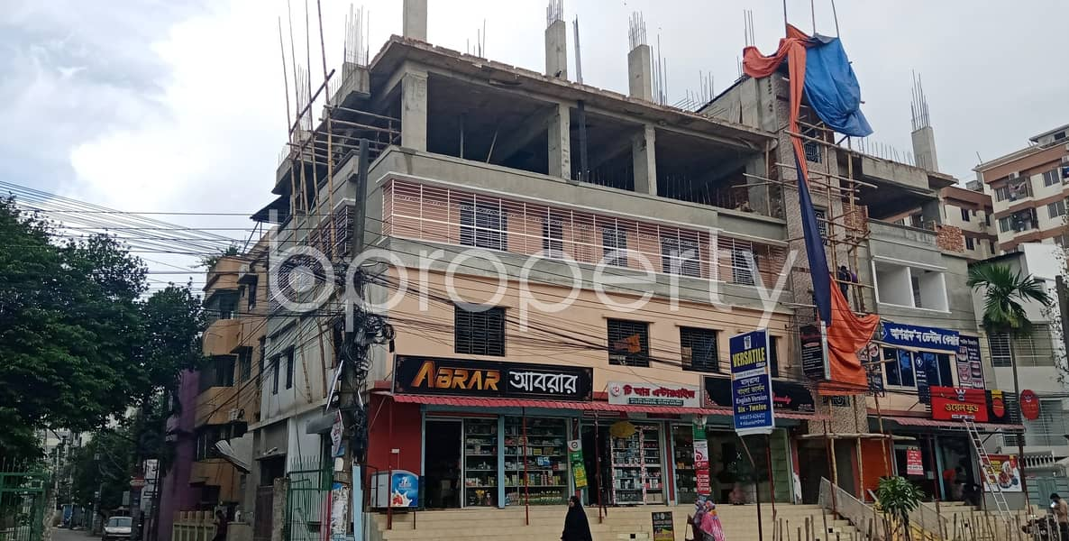 View This 1050 Sq Ft Commercial Apartment Ready For Rent At Halishahar