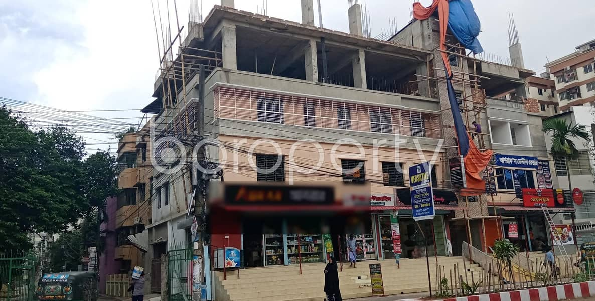 This 1050 Sq Ft Commercial Are Is Ready For Rent At Halishahar