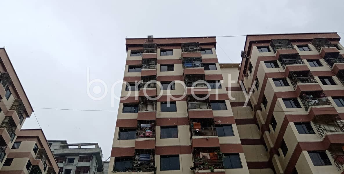 Nice 1100 SQ FT apartment is available to Rent in Halishahar