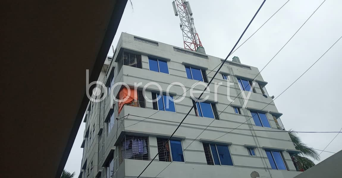 Choose your destination, 650 SQ FT apartment which is available to Rent in Patenga