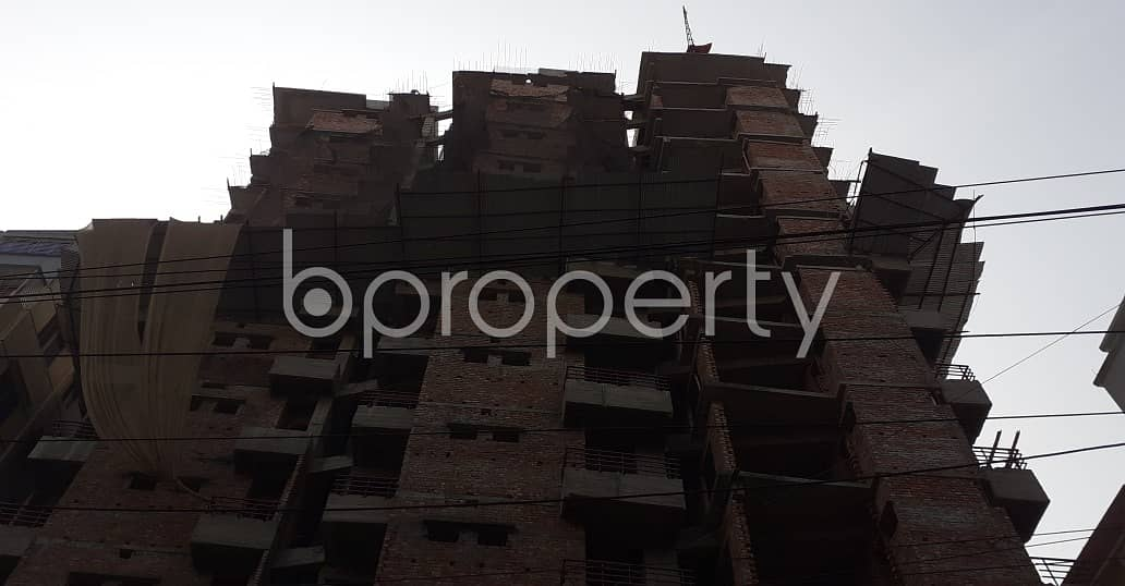 Residential Flat In Mugdapara Near Magda Police Station Is Up For Sale