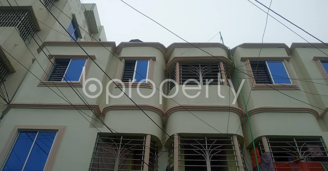 650 Sq. ft Apartment Is Available For Rent In Muslimabad Which Is Tailored To Your Highest Standards.