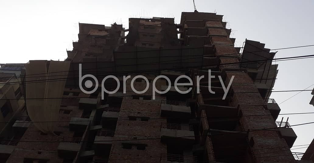 The Flat Is Ready For Sale In Mugdapara, You Can Own This