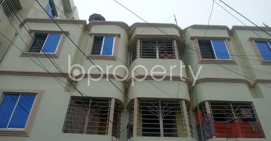 Attention ! A 570 Sq. Ft Flat Is Up For Rent At Muslimabad , This Is What You've Been Searching For As Your New Home!