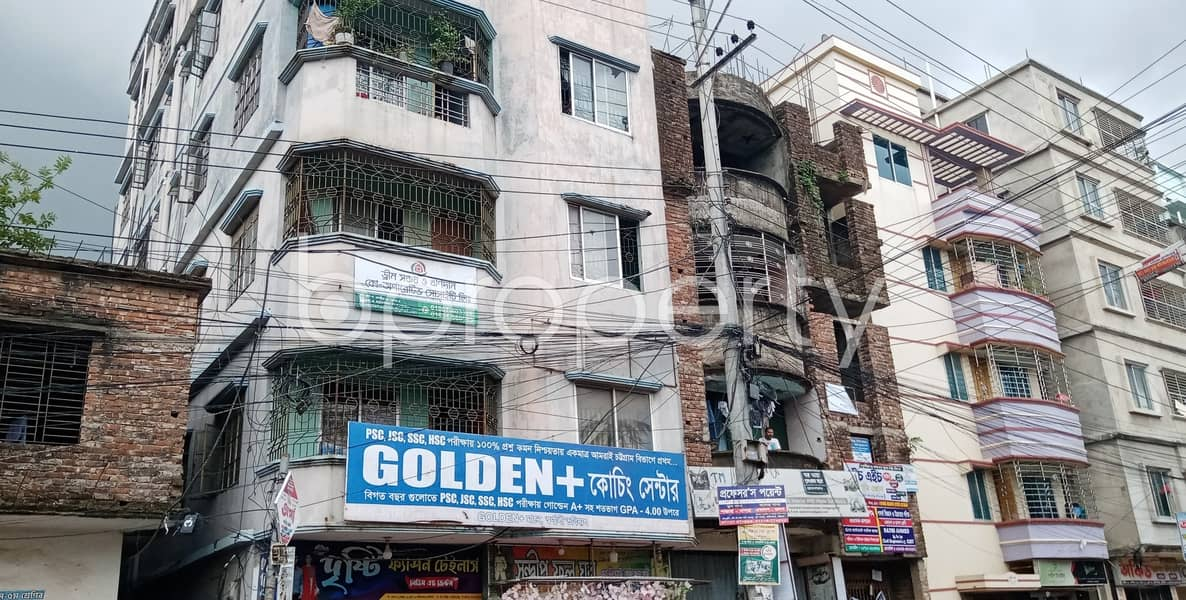 View This 1200 Sq Ft Commercial Apartment Ready For Rent At Halishahar
