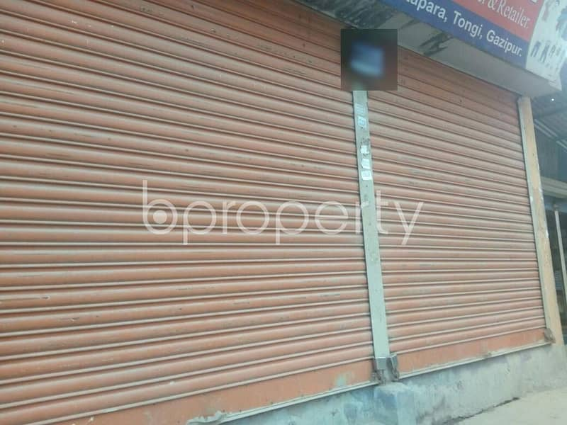 300 Sq Ft Shop Is For Rent In Tongi