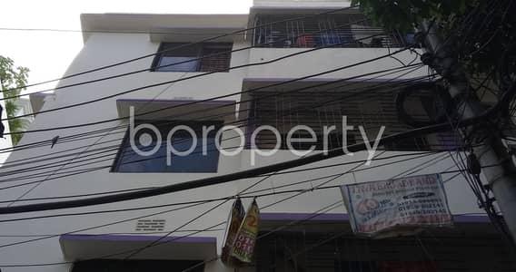 ভাড়ার জন্য BAYUT_ONLYএর ফ্ল্যাট - ধানমন্ডি, ঢাকা - This 850 Sq. Ft Convenient Flat Is For Rent In Shukrabad .