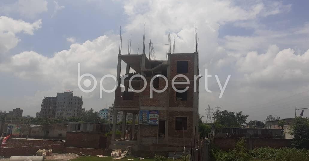 500 Sq Ft Apartment Is Up For Sale In Kalunagar, Hazaribag.