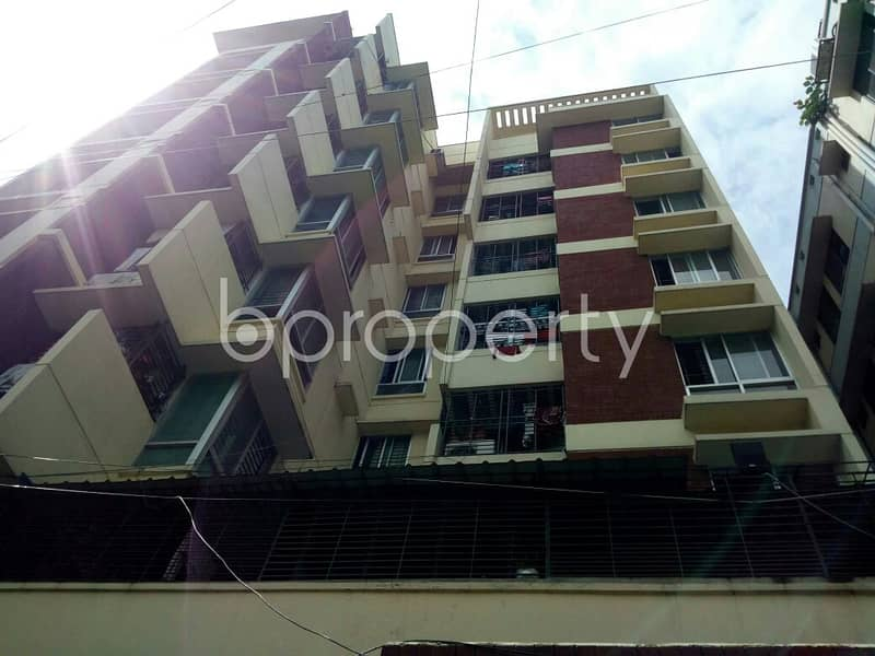 1050 Square Feet Ready Flat For Rent In Kathalbagan