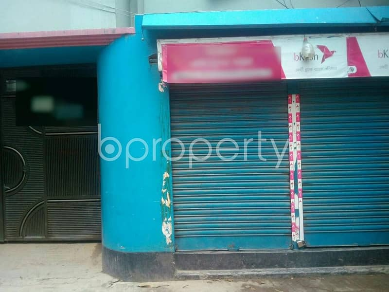 View This 100 Sq Ft Commercial Shop For Rent In West Kazipara