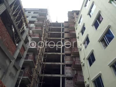 3 Bedroom Apartment for Sale in Bashabo, Dhaka - 1250 Sq Ft Flat Is Up For Sale In Bashabo