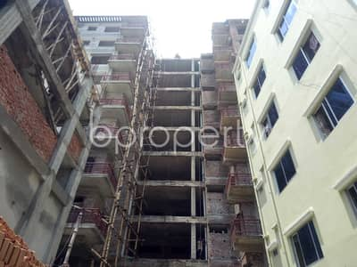 3 Bedroom Apartment for Sale in Bashabo, Dhaka - 1400 Sq Ft Flat Is Up For Sale In Bashabo