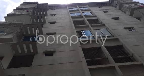 3 Bedroom Apartment for Sale in Mohammadpur, Dhaka - 1050 Sq Ft Flat Is Up For Sale In Pc Culture Housing