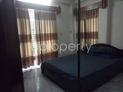 2 Bedroom Flat for Rent in Banani, Dhaka - In The Location Of Banani An Excellent Flat Of 1650 Sq Ft Is Waiting For Rent