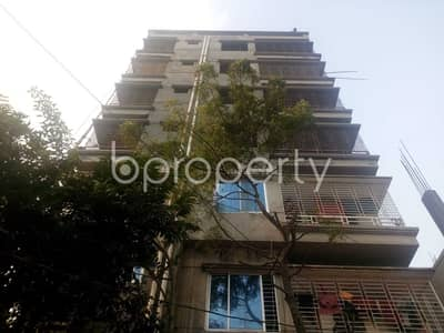Office for Rent in Aftab Nagar, Dhaka - 950 Sq. Ft. Commercial Space Is Vacant For Rent In Aftabnagar