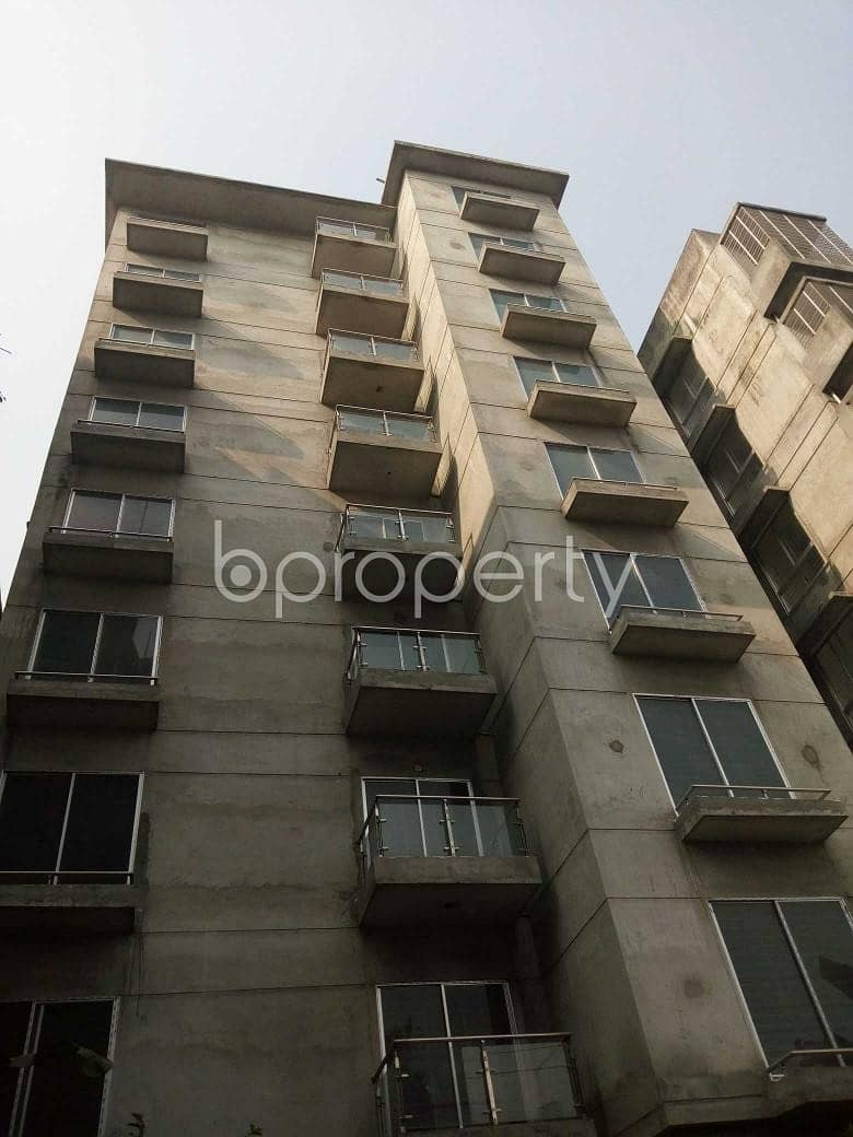 Alongside With Uttar Town College, In Uttara, The Flat Is Ready For Sale With All Civic Facilities