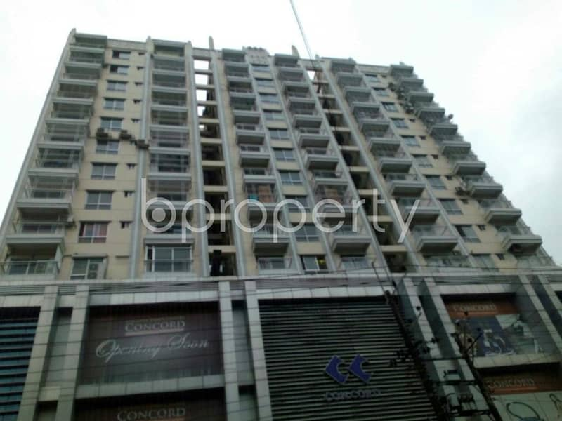 A 1575 SQ Ft nice and comfortable flat is up for sale in South Khulsi nearby Port City International University.