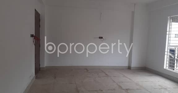 2 Bedroom Apartment for Sale in 9 No. North Pahartali Ward, Chattogram - A Smartly Priced 1175 Sq. Ft Apartment Which Is Up For Sale In West Khulshi R/A.
