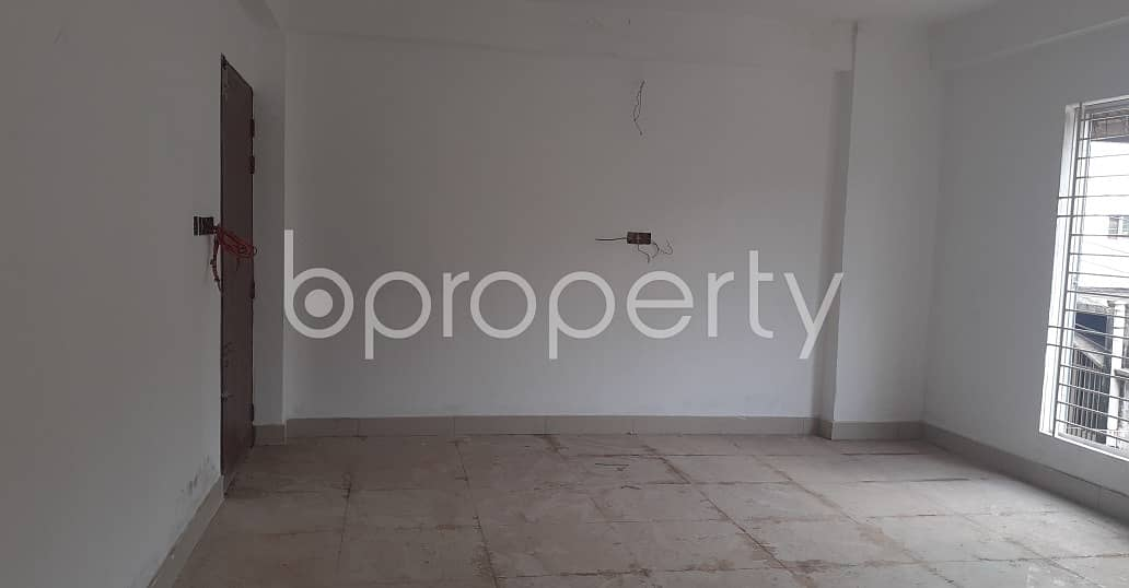 A Smartly Priced 1175 Sq. Ft Apartment Which Is Up For Sale In West Khulshi R/A.