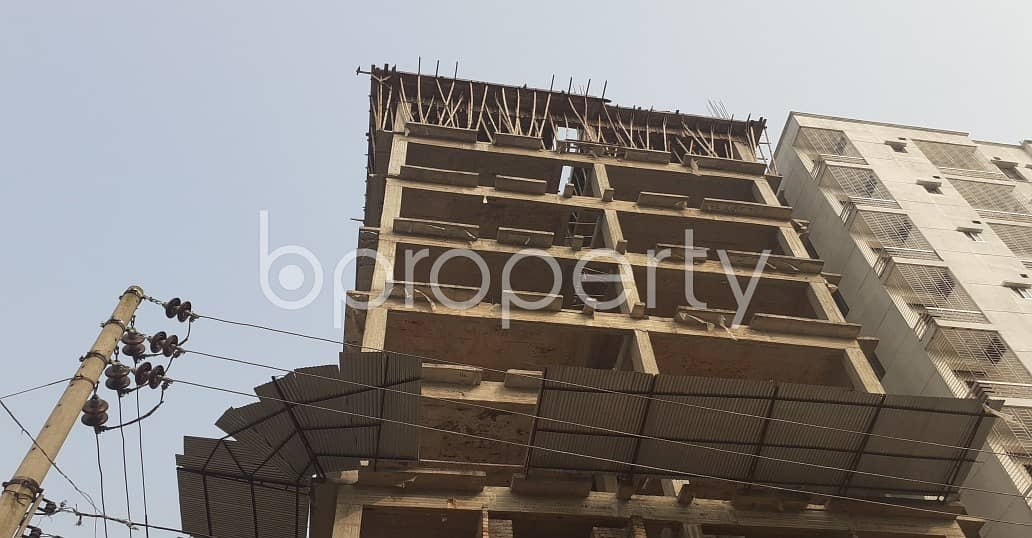 Well Designed Flat For Sale In Mohammadpur Near Chandrima Central Masjid