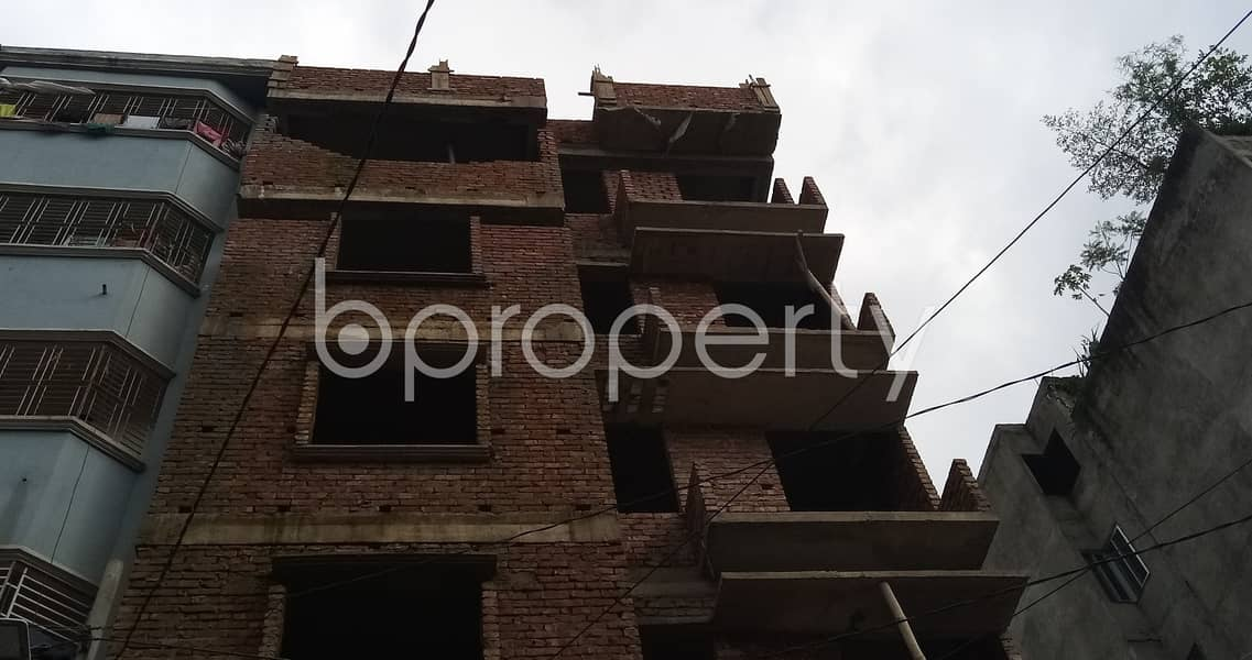 A 650 Square Feet Apartment Is For Sale At Mirpur- Section 11