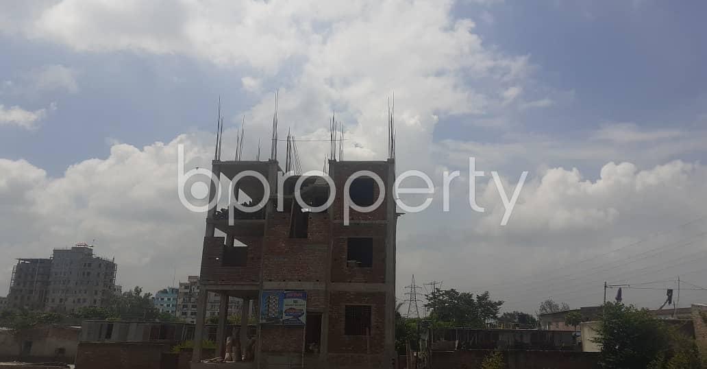 A 500 Square Feet Residential Apartment For Sale At Kalunagar