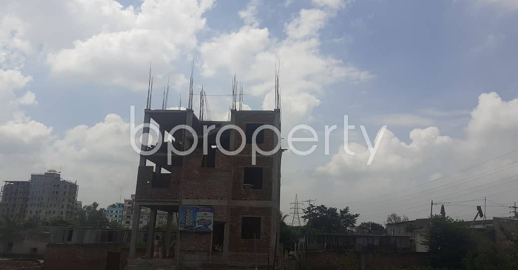 Available At Kalunagar A 500 Square Feet Medium Size Residential Apartment For Sale