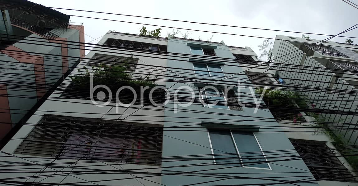 875 Sq Ft. Residential Apartment For Sale In Uttara Sector 14.